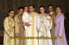 La+famille+royale+en+Caftan+marocain+royal.jpg (720×475)