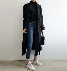 Sneakers Adidas Outfit Death For 2019 Mode Outfits, Fall Outfits, Casual Outfits, Fashion Outfits, Womens Fashion, Jean Outfits, Black Outfits, Fashion Tips, Look Fashion