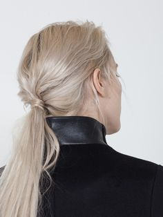 pony tail color