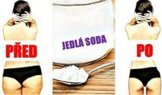 Jak používat jedlou sodu k urychlení procesu hubnutí + 3 recepty. Výsledek Vás ohromí!