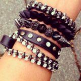 This site has the best bracelet stacks! -Black Bliss