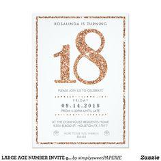 Customizable Invitation made by Zazzle Invitations. Rainbow Party Invitations, Invitation Card Birthday, Debut Invitation, Invitation Card Design, Invitation Cards, Wedding Invitations, 18th Birthday Party, Birthday Party Decorations, Diy Cards To Sell