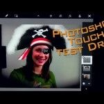 Photoshop Touch for the iPad