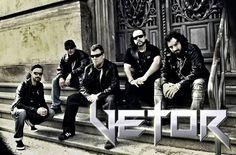 Resenha do Rock: VETOR: novo álbum será lançado pela Shinigami Reco...