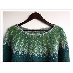 Ravelry: Vintersol pattern by Jennifer Steingass Buy 2 patterns, get 1 free! To receive your free pattern, add 3 patterns to your cart at the same time and the discount will apply before checkout. Fair Isle Knitting Patterns, Knit Patterns, Icelandic Sweaters, Wool Sweaters, Circular Knitting Needles, Hand Knitting, Knit Crochet, Crochet Pattern, Free Pattern