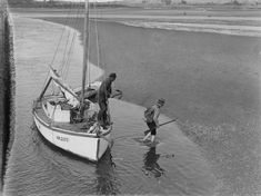 AK2177 – Sailing Sunday The first photo above is one of my favorites, its from the Tudor Collins Auckland Museum collection & the location is possible Russell in the Bay of Islands. Email…