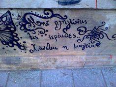 Book Street Art, Wall Street, Slogan, Graffiti, Words, Outdoor Decor, Home Decor, Book, Quotes