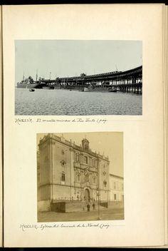 Catálogo de los monumentos históricos y artísticos de la provincia de Huelva en virtud de R.O. de 23 de noviembre de 1908 [Manuscrito] / por D. Rodrigo Amador de los Ríos. V. 1: Ilustraciones. --14 p. de índice ms., [75] h. en cart. con fot. bl. y n. e il. con pie de foto informativo ms. http://aleph.csic.es/F?func=find-c&ccl_term=SYS%3D001359482&local_base=MAD01