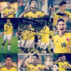 A great young player James Rodriguez ⚽ Soccer Gifs, Play Soccer, Soccer World, World Of Sports, James Rodriguez Colombia, James Rodrigues, James 10, Real Madrid Soccer, Happy Birthday Love