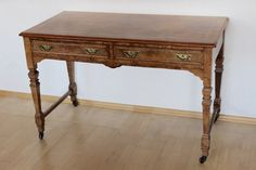 Original Englischer Schreibtisch der Fa. Maple