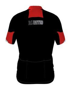 "United/"" NEW! Men/'s Cycling Shirt Official  Major League Soccer Design  /""D.C"