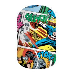 Your Hero - I just got this bad boy and I cannot WAIT to wear them!!! MARVEL presented by Jamberry wraps FOR THE WIN!!!  #mynailsaretools