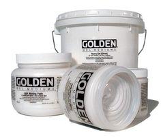 Golden Clear Tar Gel 3330   - Acrylfarben - Farben