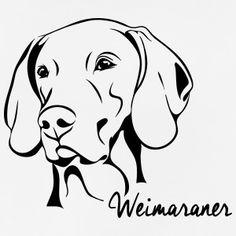 Image result for weimaraner stickers