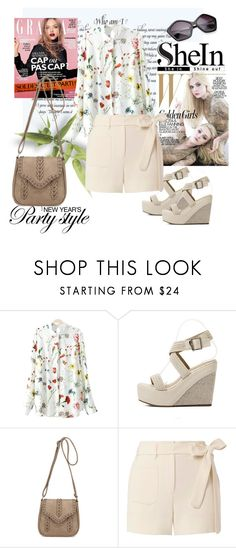 """""""Shein 3"""" by aida-1999 ❤ liked on Polyvore featuring Helmut Lang"""