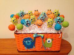 Monster Cake Pops                                                                                                                                                                                 More