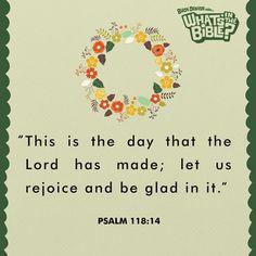Psalm 118:14 #VerseOfTheDay