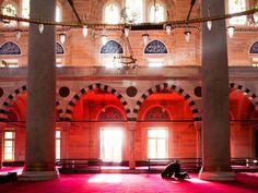 Beautiful architecture in Turkey