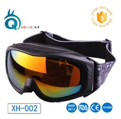 4c275f9c11 new ski glasses Outdoor sport snow mirror for adult Anti fog Snow Goggles  Cool motorcycle gogglesXH002