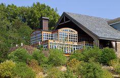 10 Best Home Estate Tours in the U.S. | Fodors (see Chalk Hill Estate in Healdsburg CA)