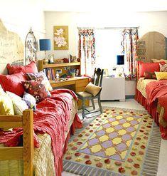 College Dorm Interior Design Ideas @Caroline Duer this article is really helpful!