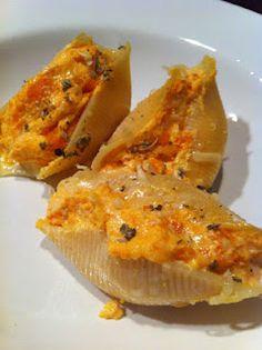 Butternut Squash Shells