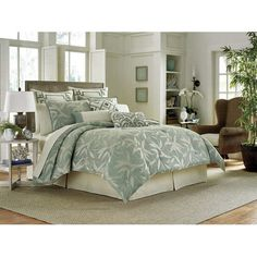 Found it at Wayfair - Bamboo Breeze Bedding Collection