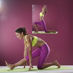 Bethenny's Beautiful Body Secret: Fast Yoga