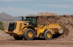 #Conexpo Preview: #Cat 982M wheel loader