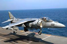 """Boeing / BAe AV-8B """"Harrier II""""."""