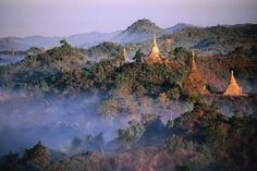 Myanmar - I was only a few miles away last fall and the country is just opening.  What a disappointment not to go.