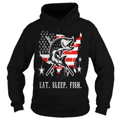 EAT SLEEP #FISH AMERICAN FLAG #FISHING, Order HERE ==> https://www.sunfrog.com/Hobby/131127427-873940060.html?9410, Please tag & share with your friends who would love it, #christmasgifts #birthdaygifts #jeepsafari  fishing girls, fishing women, fishing recipes  #family #architecture #art #cars #motorcycles #celebrities #DIY #crafts #design #education