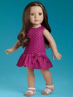 My Imagination Starter Brunette - My Imagination - Play Dolls