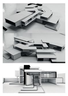 modern architecture and design society Modern Architecture Design, Concept Architecture, Facade Architecture, School Architecture, 2017 Design, Exterior Design, House Design, Kindergartens, Concept Diagram