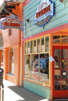 Shop in downtown San Luis Obispo on California's Central Coast. Learn more about visiting San Luis Obispo in the Local's Guide to the Central Coast!