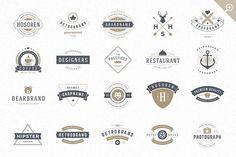 420 Vintage logotypes and badges - Logos