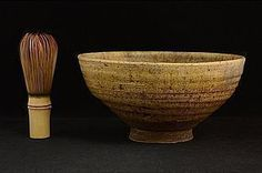 A Large, Finely Crafted ki-Seto Chawan of Considerable Age