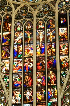 Vetrate del Duomo