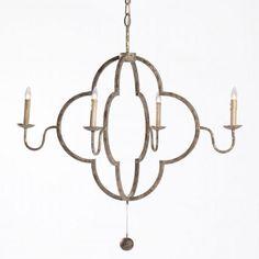 Top Selling Lighting! Lewis Chandelier | Gabby