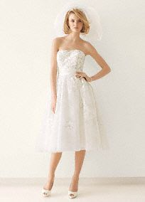 Second Marriage Wedding Dresses From David's Bridal | I Do Take Two #secondweddingdress #weddings #teamwedding
