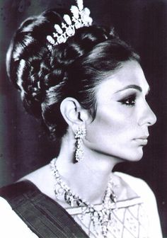 Farah Diba Last Empress Of Iran is the former Queen and exiled Empress of Iran. She is the widow of Mohammad Reza Pahlavi, the Shah of Iran, and the only person to hold the office of Empress