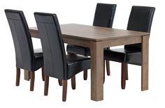 Jedilniške garniture v različnih stilih in kombinacijah Dining Bench, Dining Chairs, Furniture, Home Decor, Decoration Home, Table Bench, Room Decor, Dining Chair, Home Furnishings