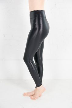 Lustrous Legging available at sacredtusk.com - $120 CAD Leather Pants, Style, Fashion, Moda, La Mode, Lederhosen, Fasion, Leather Leggings, Fashion Models
