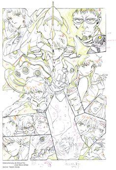 Evangelion Artwork
