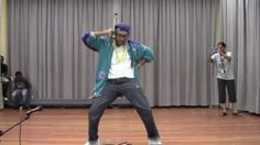 Evolution of Dance: the 80's to Now OMG he killed it yall . Plus I know every single one of these dances