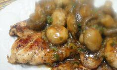 Piletina sa pavlakom