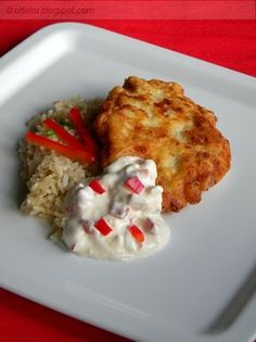 Hungarian Recipes, Diy Food, French Toast, Bacon, Food And Drink, Chicken, Cooking, Breakfast, Meal