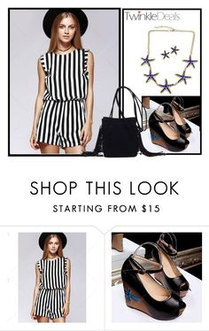 """""""Twinkledeals II/18"""" by minka-989 ❤ liked on Polyvore featuring vintage and twinkledeals"""