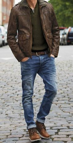 Check Out 20 Casual Outfit Ideas For Men. For all those men who have been looking for casual outfit ideas, today we will guide you with it. Men like to keep their dress code very casual, because it is one of the most comfortable dress code. Fashion Moda, Look Fashion, Autumn Fashion, Fashion Outfits, Fashion Ideas, Fashion Quotes, Men's Outfits, Casual Outfits, Fashionable Outfits