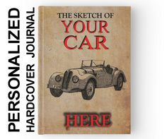 PERSONALIZED Hardcover Journal a book with your own by drawspots #art #motorcycle #motogp #artwork #gift #giftforhim #birthdaygift #valentine #fathersday #fathergift #diadelpadre #motocicleta #custom #personalized #personalizedgift #personalized gift #garage #garagedecor #decoration #vintage #artwork #quote #funny #inspirationalquote #motorcyclequote #poster #artprint #motorcycleposter #motorcycleartprint #bike #bikeartprint